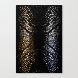Cobble Montage Canvas Print