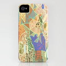 Sky Map iPhone (4, 4s) Slim Case
