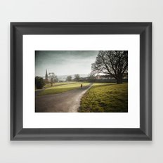 Brook Park, Derry-Londonderry Framed Art Print
