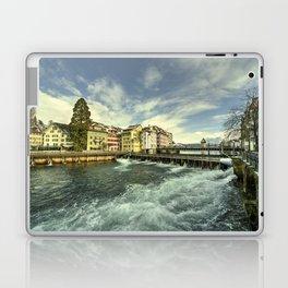 Weir of Lucerne Laptop & iPad Skin