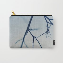 bare blue Carry-All Pouch