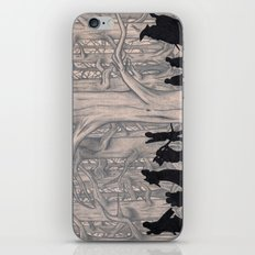On the way (The Fellowship of the Ring, LOTR) iPhone & iPod Skin