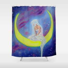 Gossamer Reveries Shower Curtain