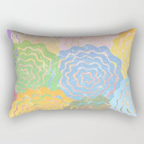 Summer Pattern #7 Rectangular Pillow
