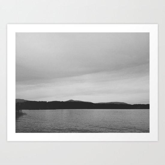 Saugerties, NY Art Print