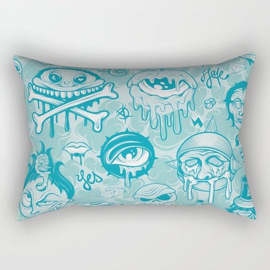 Characters Rectangular Pillow