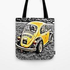 Bumble Beetle Tote Bag