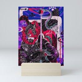 Antagonist Mini Art Print