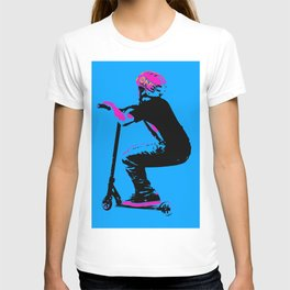 Scooter Cruiser - Scooter Boy T-shirt