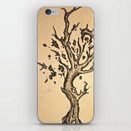 deeply rooted iPhone Skin