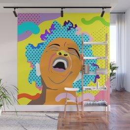 Sing Wall Mural