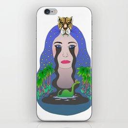 Inner World iPhone Skin