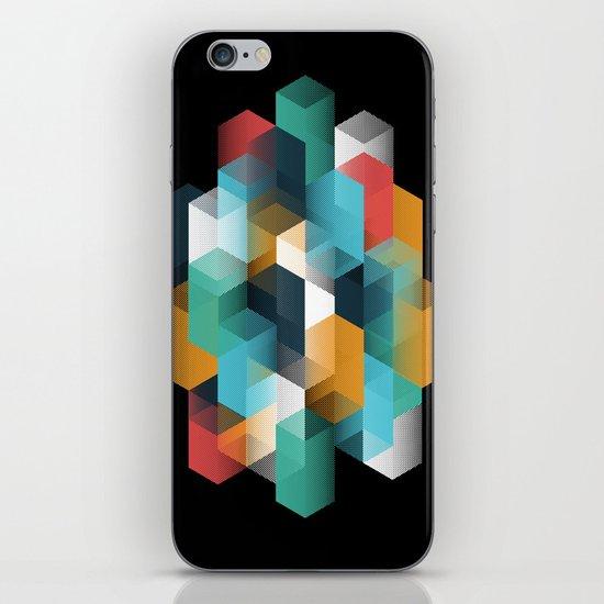 Altiro Studio Hexagon 01 iPhone & iPod Skin