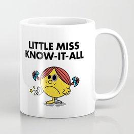 Know-It-All Coffee Mug
