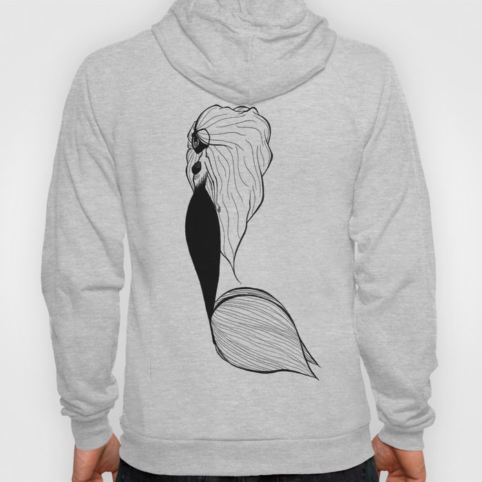 Space Mermaid Hoody