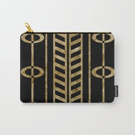 Art deco design II Carry-All Pouch