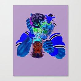 CAYRO/GAZIN  collaboration Canvas Print