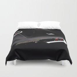 The 67 Corvette 427 Duvet Cover