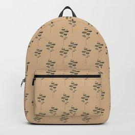 Gold Flower Backpack