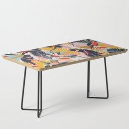 Paradise Birds II. Coffee Table