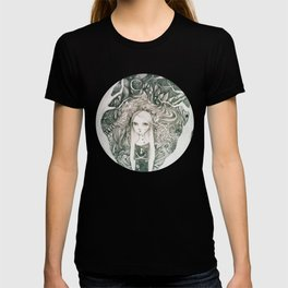 keyhole in the jungle T-shirt