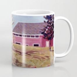 Evangeline  Trail, Nova Scotia             By Kay Lipton Coffee Mug