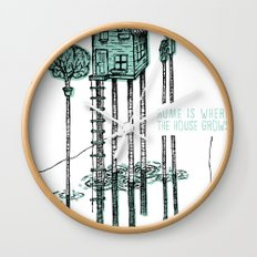 Home - ANALOG zine Wall Clock