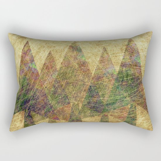 Pineal Expansion Rectangular Pillow