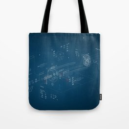 The Chameleon: Untitled#11 Tote Bag