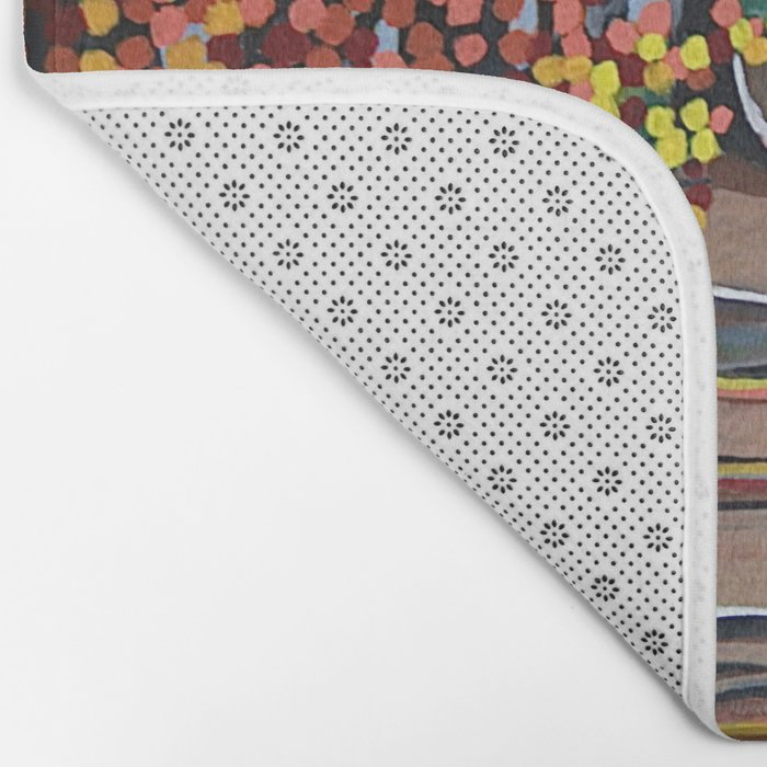 The Tranquility Of Nature Bath Mat