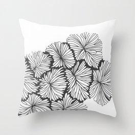Anemone 5 Throw Pillow