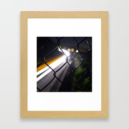 Break Free Framed Art Print