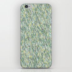 Teal Forest iPhone & iPod Skin