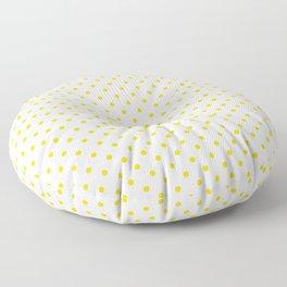 Dots (Gold/White) Floor Pillow