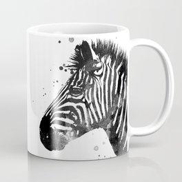 Zebra Ink Spot Coffee Mug