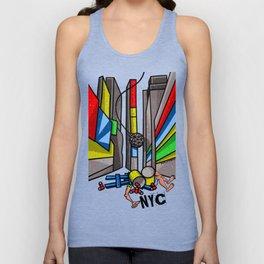 New York Unisex Tank Top