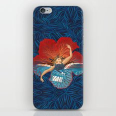 Hibiscus Flower iPhone & iPod Skin