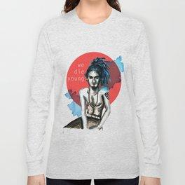 Layne Staley #2 Long Sleeve T-shirt