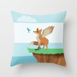 Enfield Throw Pillow
