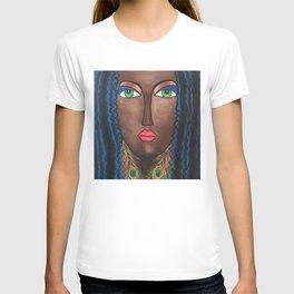 Beautiful Black Woman T-shirt
