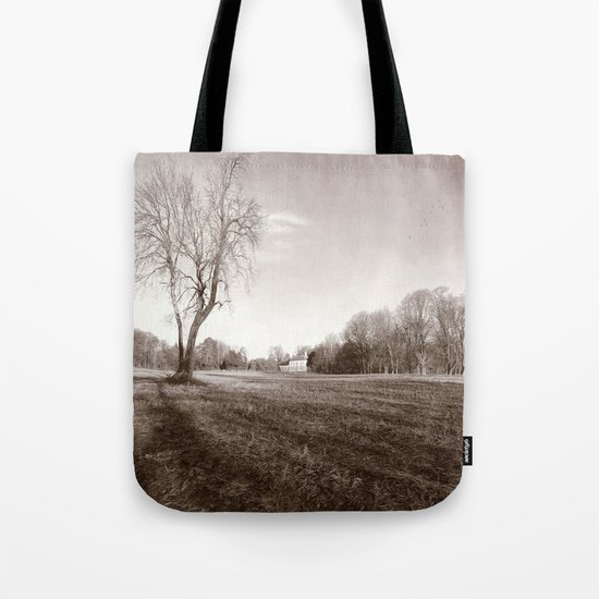 The Old Country House Tote Bag