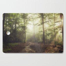 german rain forest Cutting Board