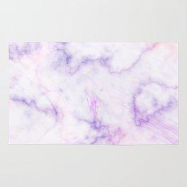 Purple Marble Shades Rug