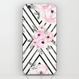 Blush Roses Mod iPhone Skin