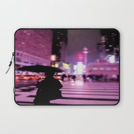 Rainy Night Laptop Sleeve