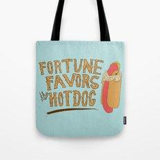 LUCKY DOG Tote Bag