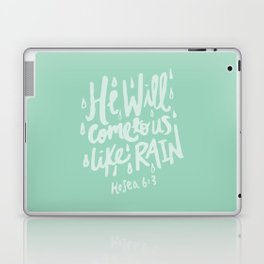 Hosea 6: 3 x Mint Laptop & iPad Skin