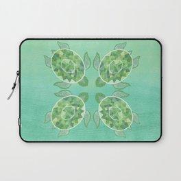 Turtle - Emerald Laptop Sleeve