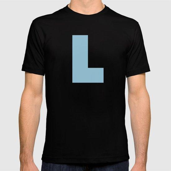 Light Blue L T-shirt