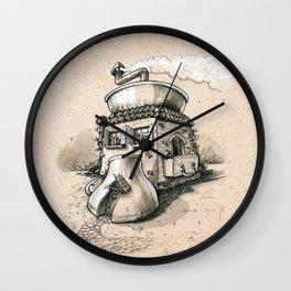 Coffee House Wall Clock